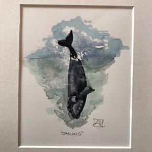 07 Sailing Whale
