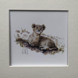 09 Lion Cub