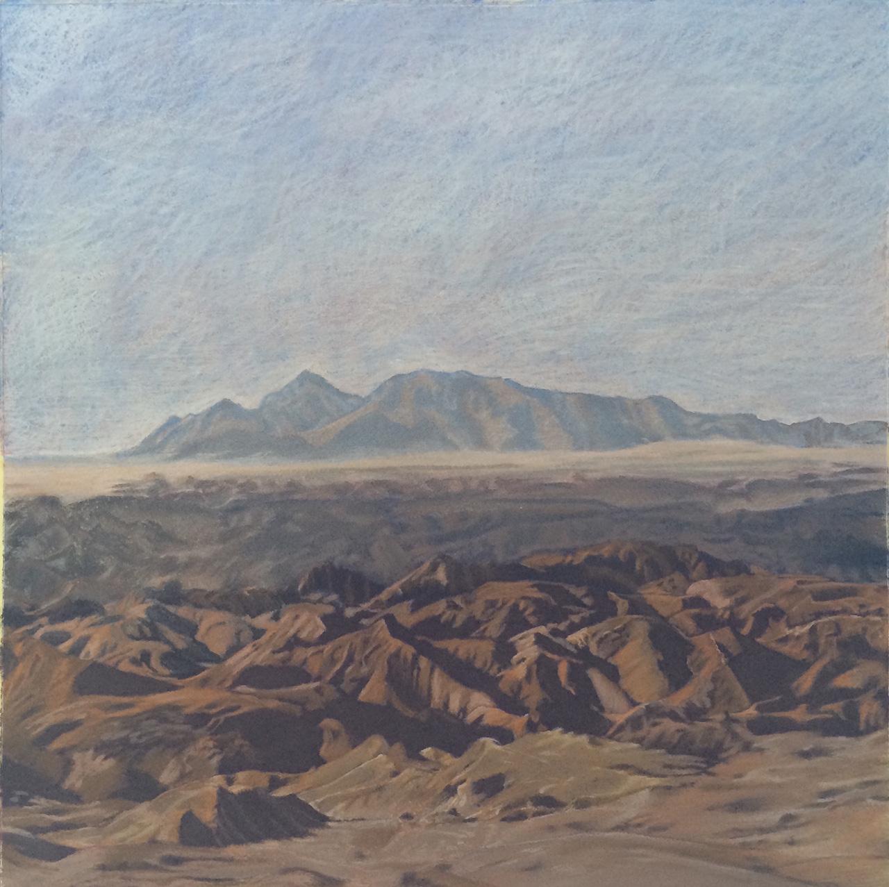 Strand Hotel, Swakopmund-Moon landscape, Namibia 1 for KM2K Design by Louise Hennigs